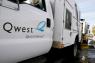 Qwest Service Truck